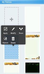 App GO SMS Pro Theme Maker plug-in APK for Windows Phone