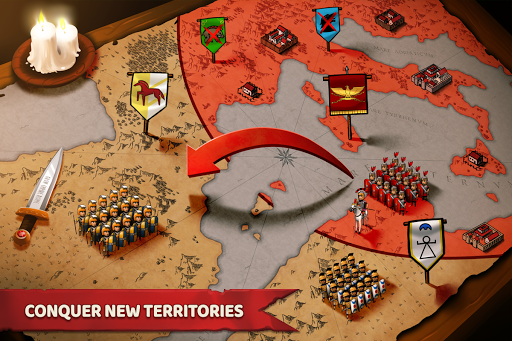 Grow Empire: Rome 1.4.15 screenshots 3