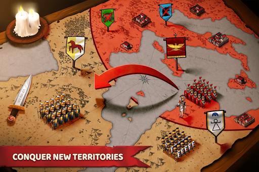 Grow Empire: Rome  screenshots 3