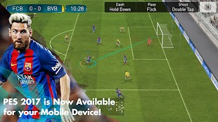 PES2017 Android Apk