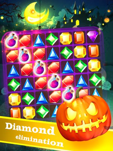 Diamond Bomb Witch New Match 3 1.2 screenshots 2