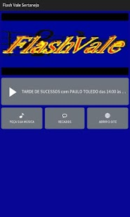 Flash Vale Sertanejo- screenshot thumbnail