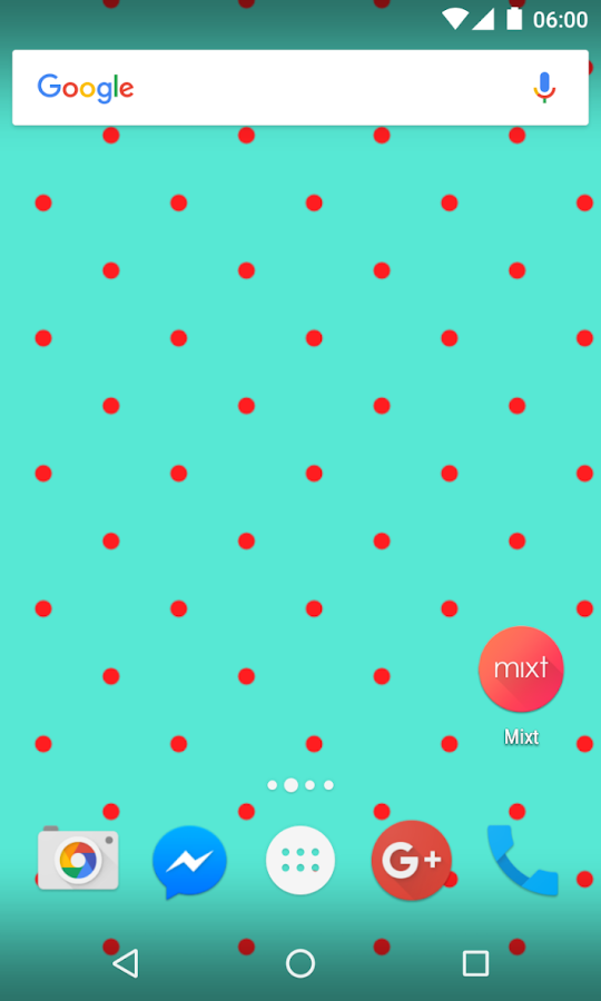 Mixt - Gradients & Patterns- screenshot