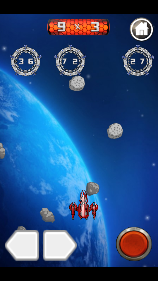 Скриншот Multiplication Warrior