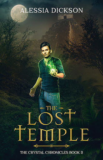 The Lost Temple cover