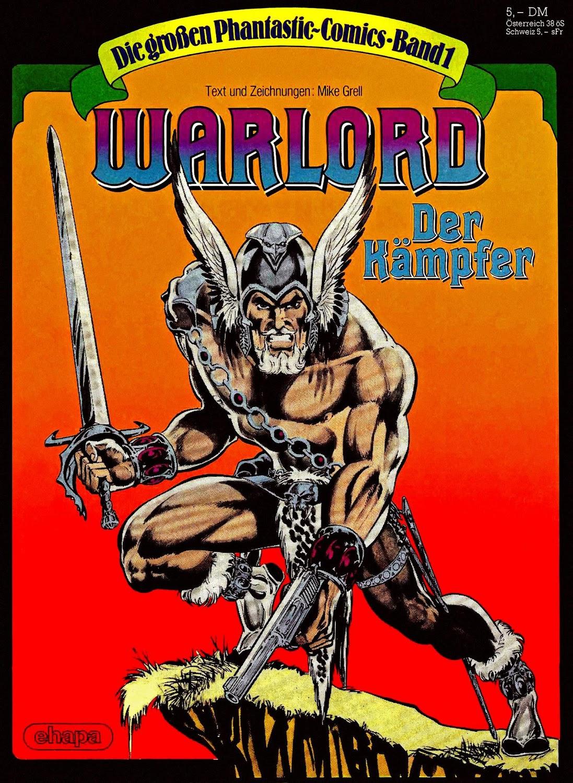 Die großen Phantastic-Comics (1980) - komplett