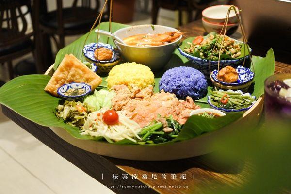 泰泰餐桌 - 隱身於高雄河堤社區的網美泰式料理餐廳,聚餐的好選擇!