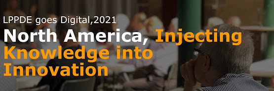LPPDE 2021 North America  Virtual  - Injecting Knowledge into Innovation
