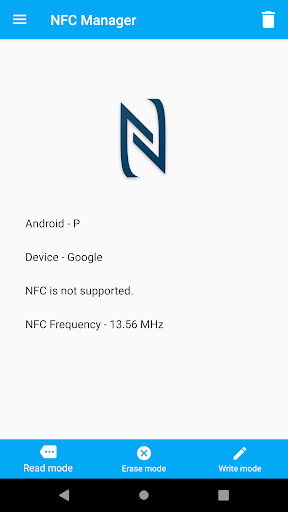 NFC Manager 1.7.7 screenshots 1
