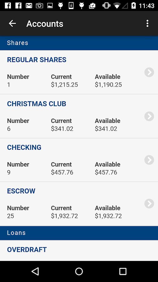 M-O Federal Credit Union - screenshot