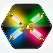 Hexalight - zen puzzle like a rubik's cube