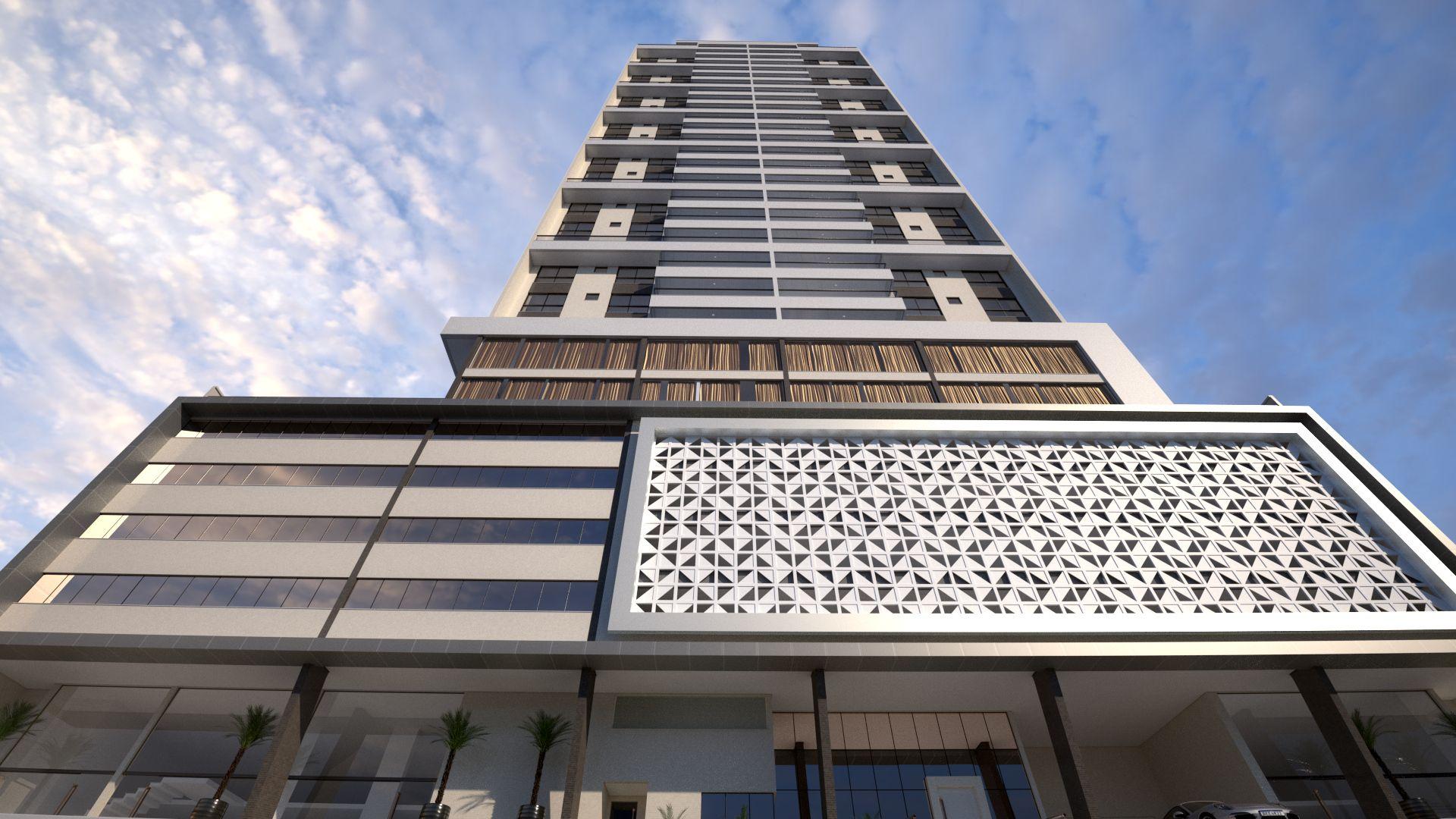 Apartamento no Edifício Collina Di Roma com 4 dormitórios à venda, 176 m² por R$ 2.591.864 – Centro – Balneário Camboriú/SC