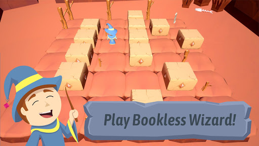 Bookless Wizard android2mod screenshots 1