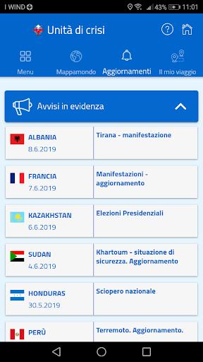 Unità Di Crisi screenshot 4