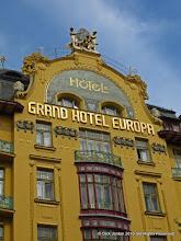 Photo: Grand Hotel Europa, Wenceslas Square, Prague