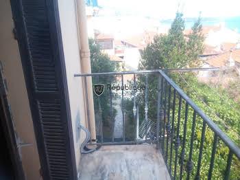 Appartement 2 pièces 40,94 m2