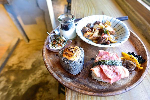 麋谷Migu village-來文青餐廳吃美味烤飯糰