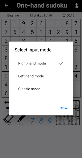 Code Triche Sudoku - Meilleur jeu de puzzle gratuit APK MOD screenshots 6