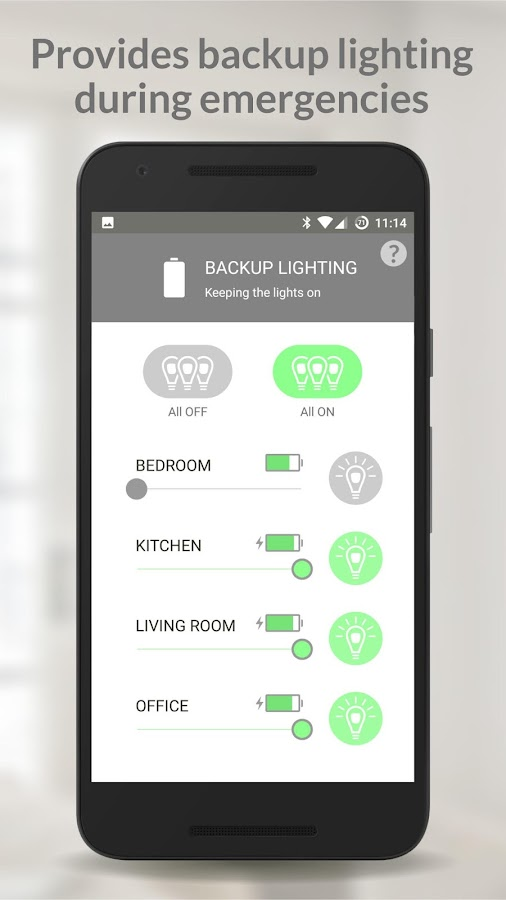 BeON Home- screenshot