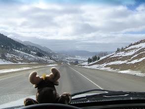 Photo: Montana mountains