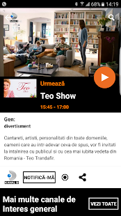 Orange TV Go- screenshot thumbnail