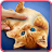 Purring cats, live wallpaper logo