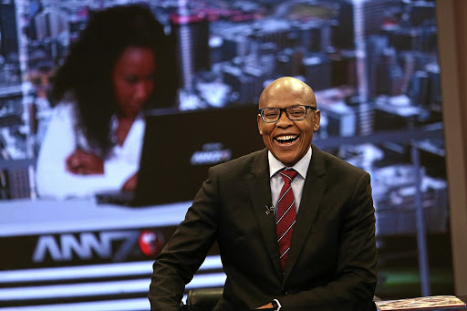 The New Age and ANN7 owner Mzwanele Manyi.