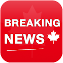 Canada breaking news icon