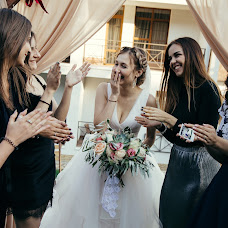 Wedding photographer Vitaliy Izonin (Izonin). Photo of 04.11.2017