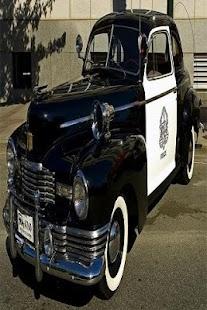 Retro a speciální vozy - náhled