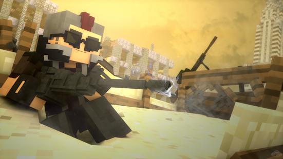 Guns Addon for Minecraft PE - náhled