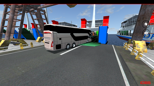 IDBS Bus Simulator  captures d'écran 1