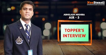 Topper's Interview - Abhilash Mishra (AIR 5)