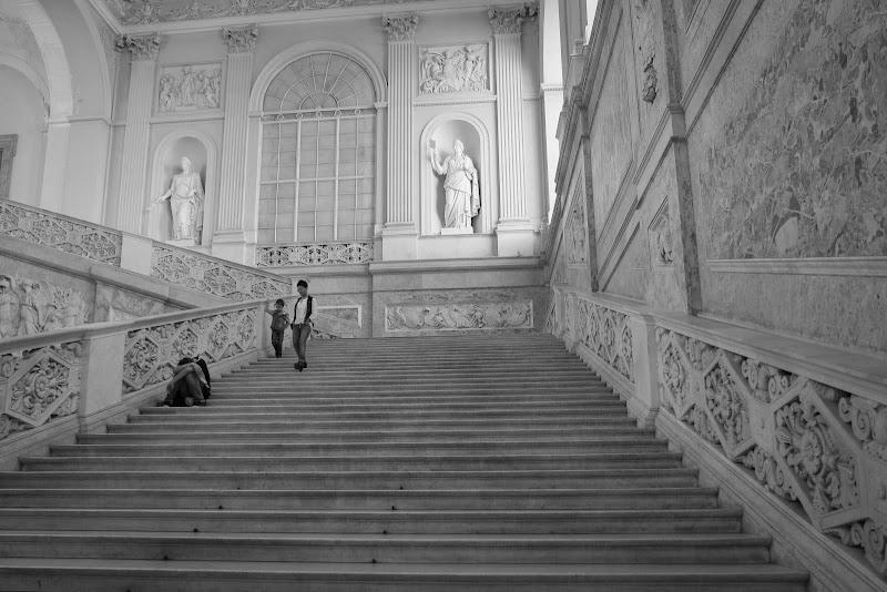 Lo scalone di Palazzo Reale di utente cancellato