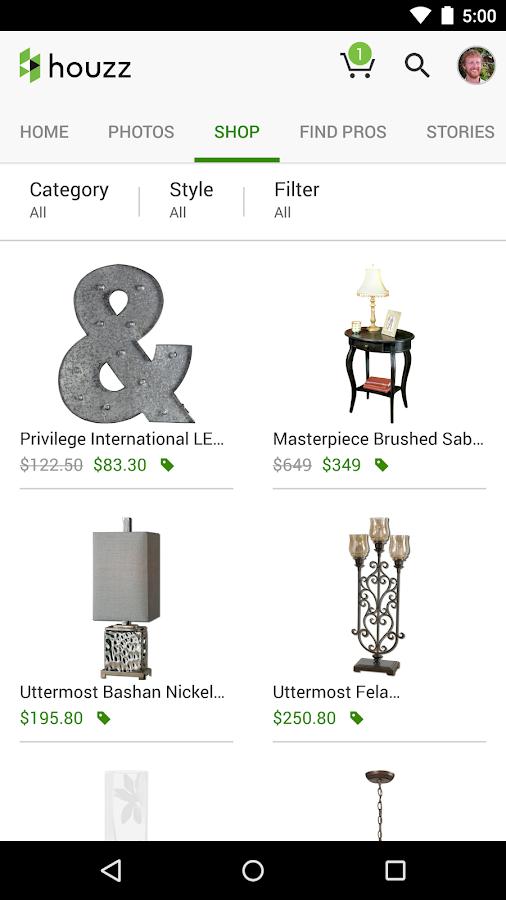 Houzz Interior Design Ideas- screenshot