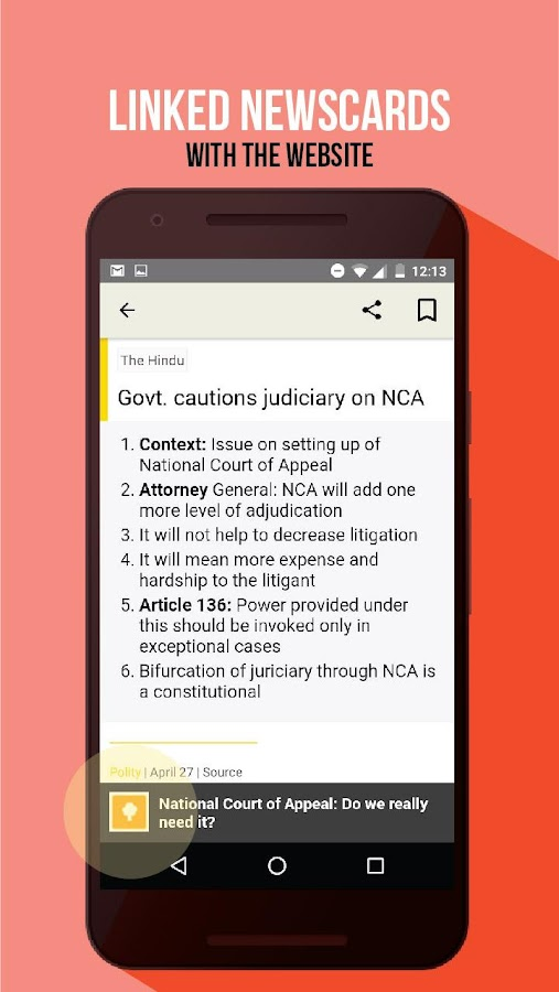 IAS UPSC by Civilsdaily- screenshot