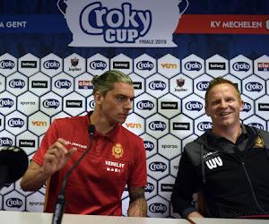 """Persconferentie KV Mechelen op 100 meter van Commissie over Propere Handen: """"Timing niet ideaal"""", maar """"Bom al gebarsten in oktober en sindsdien presteren we"""""""