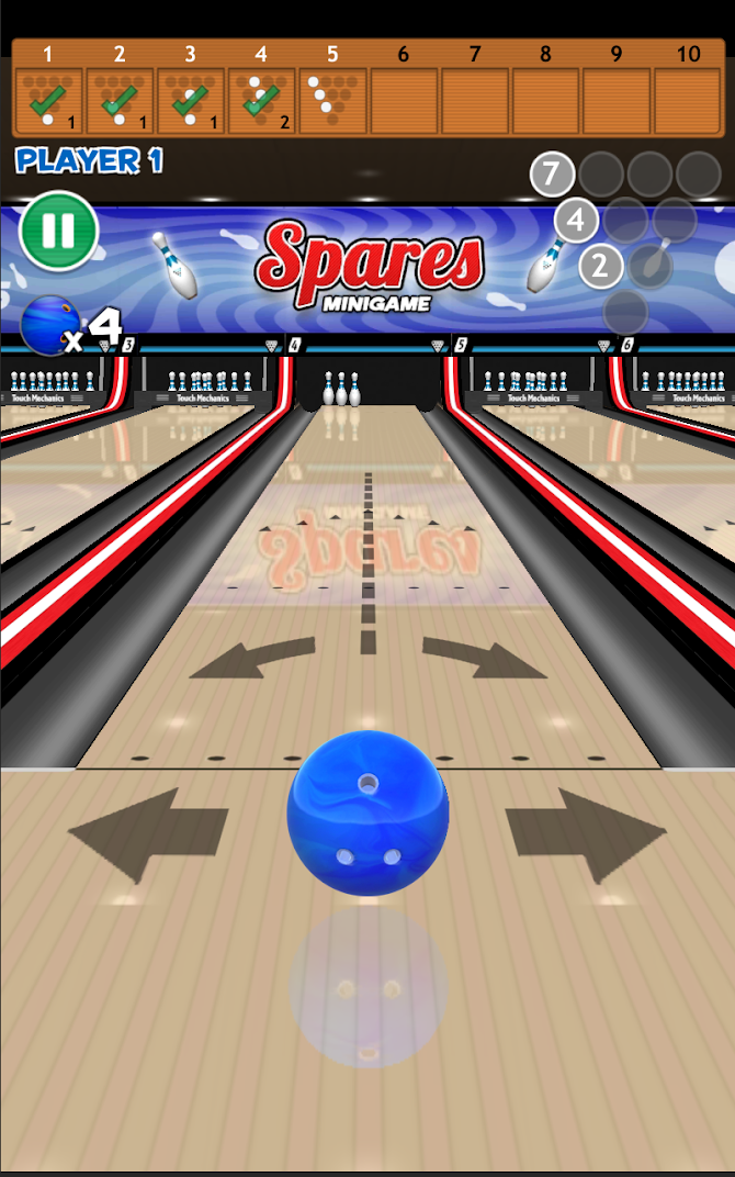 Strike! Ten Pin Bowling Android 21