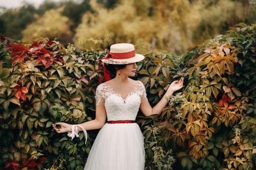 Wedding photographer Darya Bulavina (Luthien). Photo of 03.10.2017