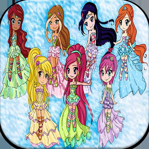 Winx Fairy adventure club
