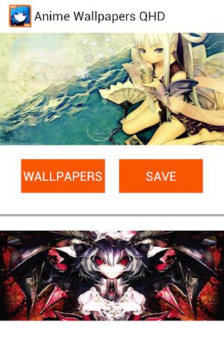 Anime Wallpapers QHD