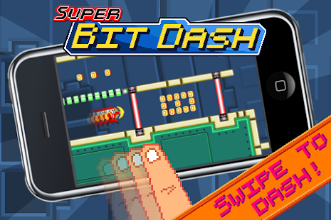 Super Bit Dash- screenshot thumbnail