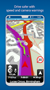 MapFactor GPS Navigation Maps Premium (Cracked) 4