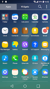 MM S6 Theme for LG Home v1.3
