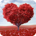 Heart Tree Live Wallpaper icon
