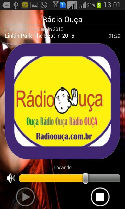 RADIO OUCA- screenshot