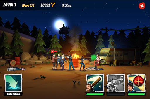 Zombie Faction - Battle Games for a New World  screenshots 6