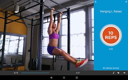 Workout Trainer fitness coach Screenshot 15