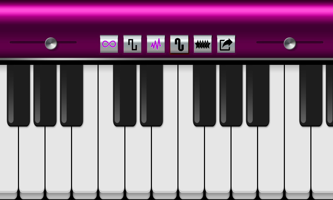 Virtual piano play the music android apps on google play virtual piano play the music screenshot hexwebz Gallery