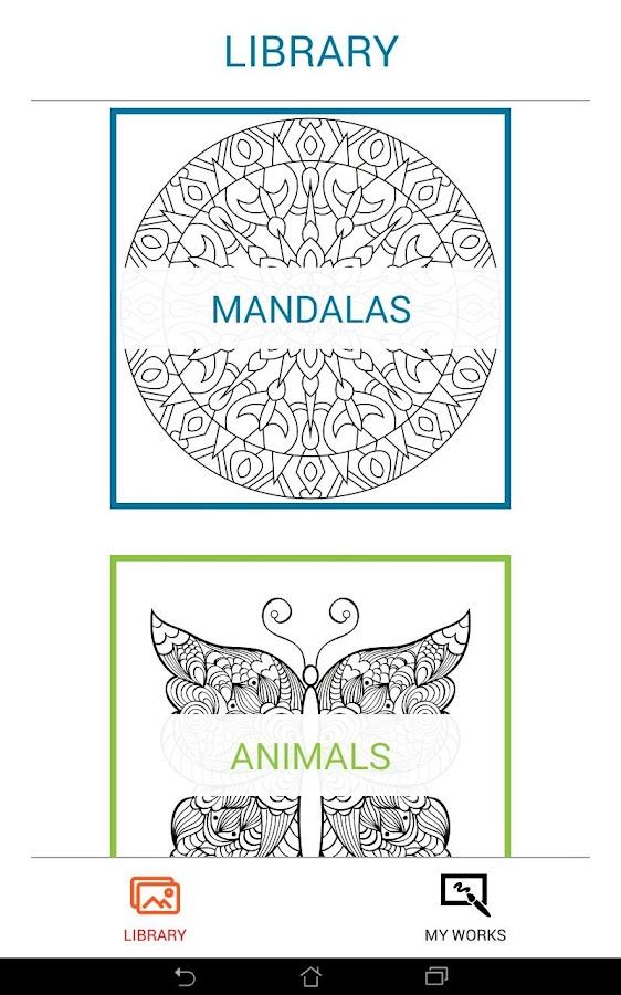 Colorify Free Coloring Book
